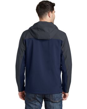 Port Authority J335 Hooded Core Soft Shell Jacket