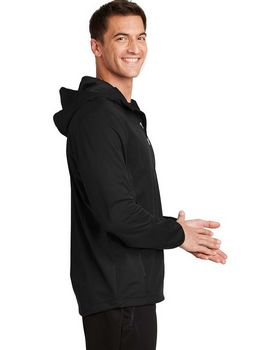 Port Authority J719 Active Hooded Jacket