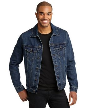 Port Authority J7620 Denim Jacket - Shop at ApparelnBags.com