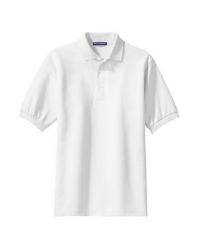 Port Authority K448 100% Pima Cotton Polo