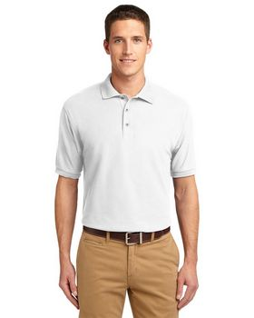 Port Authority K500 Silk Touch Polo