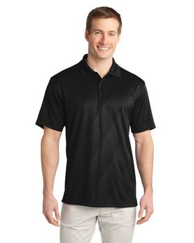 Port Authority K548 Tech Embossed Polo