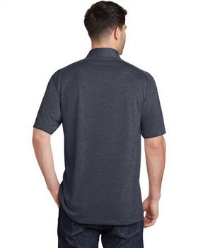 Port Authority K574 Digi Heather Performance Polo