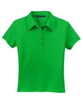Port Authority K492 Performance Waffle Mesh Polo