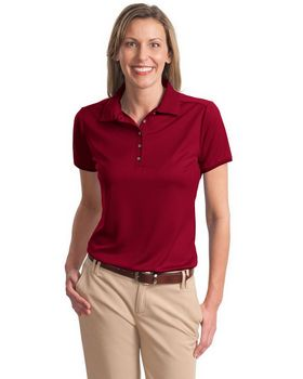 Port Authority L498 Ladies Poly-Bamboo Polo