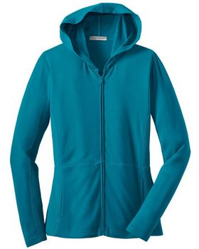 Port Authority L519 Ladies Modern Stretch Cotton Full-Zip Jacket