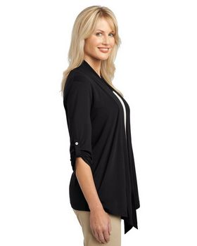 Port Authority L543 Ladies Concept Shrug