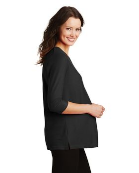 Port Authority L561M Ladies Silk Touch Maternity Shirt