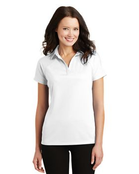 Port Authority L575 Ladies Crossover Raglan Polo