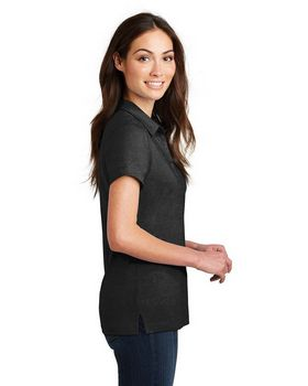 Port Authority L577 Ladies Meridian Cotton Blend Polo