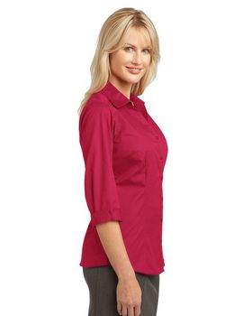 Port Authority L6290 IMPROVED Ladies 3/4-Sleeve Blouse