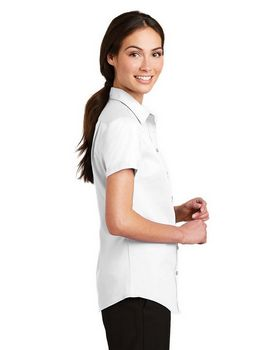 Port Authority L664 Ladies Twill Shirt