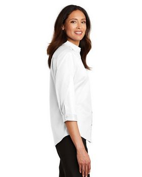Port Authority L665 Ladies Twill Shirt