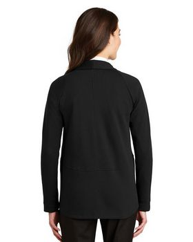 Port Authority L807 Ladies Interlock Cardigan