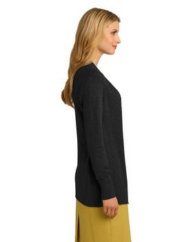 Port Authority LSW289 Ladies Open Front Cardigan