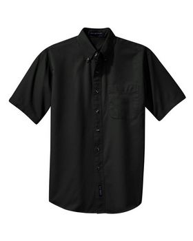 Port Authority S500T Short Sleeve Twill Shirt