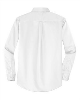 Port Authority S638 Long Sleeve Non-Iron Twill Shirt