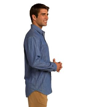Port Authority S652 Denim Shirt