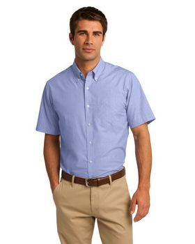 Port Authority S656 Crosshatch Easy Care Shirt