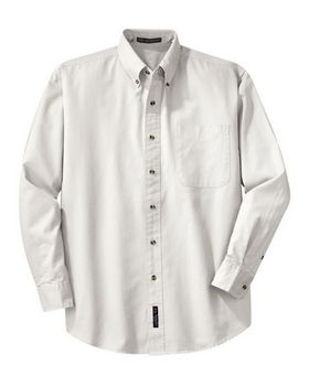 Port Authority TLS600T Tall Long Sleeve Twill Shirt