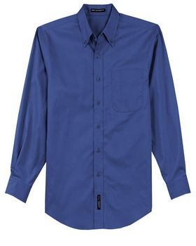 Port Authority TLS608 Tall Long Sleeve Shirt