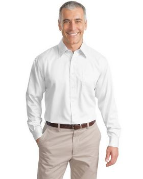 Port Authority TLS638 Tall Long Sleeve Non-Iron Twill Shirt