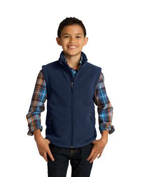 Port Authority Y219 Youth Value Fleece Vest