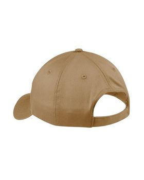 Port & Company CP80 Six-Panel Twill Cap
