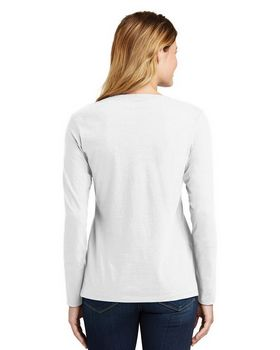 Port & Company LPC450VLS Ladies Fan Favorite V-Neck Tee