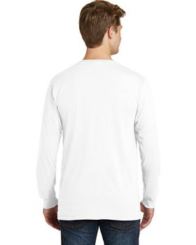 Port & Company PC099LSP Pigment-Dyed Pocket Tee