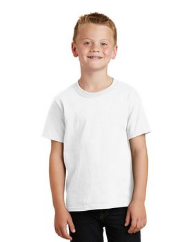 Port & Company PC099Y Youth Essential Pigment-Dyed Tee