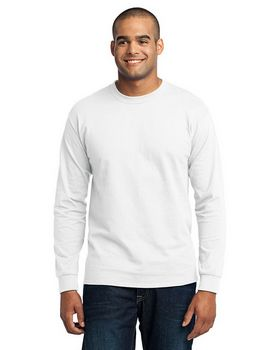 Port & Company PC55LST Tall Long T Shirt - Shop at ApparelnBags.com