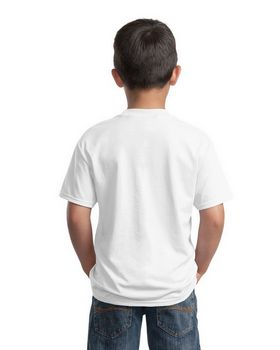 Port & Company PC55Y Youth 50/50 Cotton/Poly T-Shirt