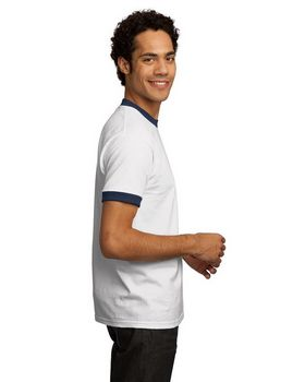 Port & Company PC61R Ringer T-Shirt