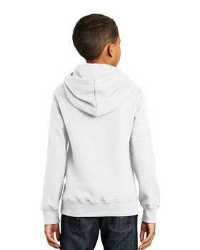Port & Company PC850YH Youth Fan Favorite Fleece Pullover Hooded Sweatshirt