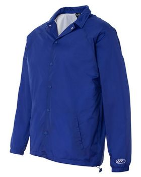 Rawlings 9718 Nylon Coachs Jacket