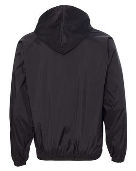 Rawlings 9728 Hooded Full-Zip Wind Jacket