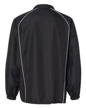 Rawlings 9760 Poly Dobby Full-Zip Jacket