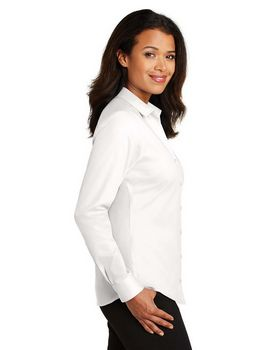 Red House RH79 Ladies Non-Iron Twill Shirt