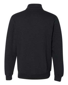 Russell Athletic Dri Power Quarter-Zip Cadet Collar Sweatshirt