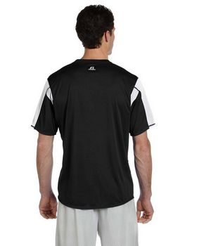 Russell Athletic 6B2DPM Dri-Power Short-Sleeve Performance T-Shirt