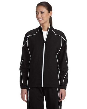 Russell Athletic S81JZX Ladies Team Prestige Full-Zip Jacket