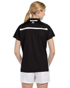 Russell Athletic S92CFX Ladies Team Game Day Polo
