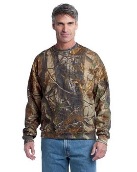 Russell Outdoors S188R Realtree Crewneck Sweatshirt