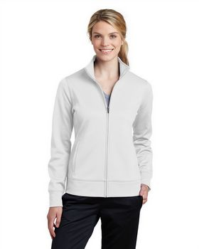 Sport-Tek LST241 Ladies Sport-Wick Fleece Full-Zip Jacket