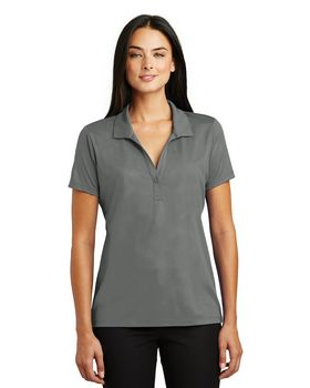 Sport-Tek LST630 Ladies Embossed PosiCharge Tough Polo