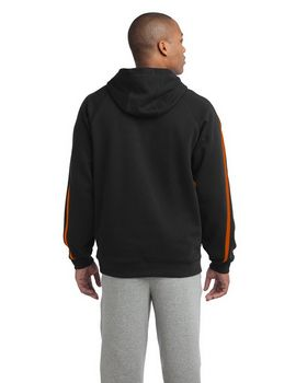 Sport-Tek ST265 Sleeve Stripe Pullover Hooded Sweatshirt