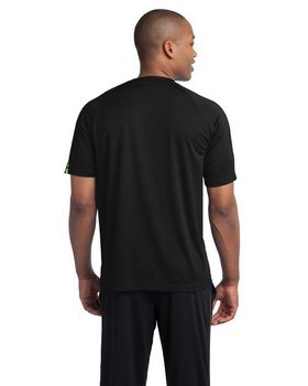 Sport-Tek ST351 Colorblock Competitor Tee