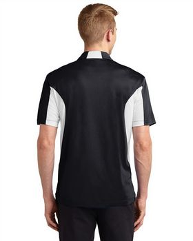 Sport-Tek ST655 Side Blocked Micropique Sport-Wick Polo