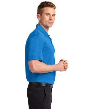 Sport-Tek ST660 Heather Contender Polo